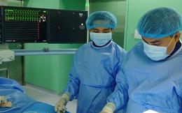 Cứu sống bệnh nhi đã ngừng tim trước khi vào viện