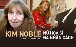 Kim Noble: Nữ họa sĩ có hơn 100 bản ngã và 14 phong cách hội họa từ các nhân cách khác nhau cùng chung một nỗi đau quá khứ