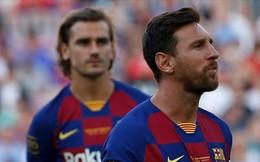 Messi và Griezmann: 1 đường chuyền, sự ghẻ lạnh và nỗi nhớ Neymar