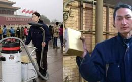 """""""Hít"""" khói bụi của thành phố Bắc Kinh suốt 100 ngày, nghệ sĩ tạo nên tác phẩm ấn tượng khiến công chúng suy ngẫm về nạn ô nhiễm không khí"""