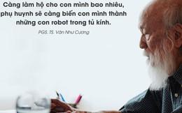 Những câu nói nổi tiếng của 'ông đồ gàn' Văn Như Cương