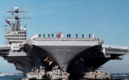 """Xem màndi chuyển """"không tưởng"""" của tàu sân bay USS George Washington"""
