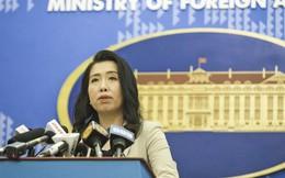 Trung Quốc phát hành phim 'Nam Hải, Nam Hải' tuyên truyền sai sự thật, Bộ Ngoại giao lên tiếng