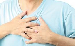 Khó thở, đau thắt ngực - Coi chừng bạn đã mắc bệnh tim mạch nguy hiểm