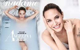 Angelina Jolie quyến rũ đầy mê hoặc khi thả dáng trong bồn tắm