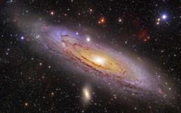 Dải Ngân Hà đối mặt với nguy cơ bị người hàng xóm 'ăn thịt', Trái Đất ấn định ngày diệt vong?