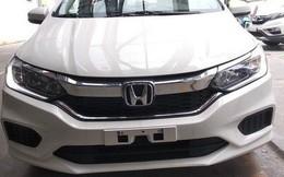 Honda City bản giá rẻ về đại lý, tăng sức nóng trong cuộc đua với Toyota Vios và Hyundai Accent