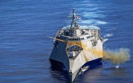 Mỹ thử tên lửa mới ở Thái Bình Dương khi TQ diễu hành vũ khí