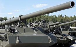 Uy lực pháo tự hành 2S7M Malka Nga sắp hoàn thành phiên bản nâng cấp