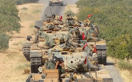 """Mỹ lo """"sốt vó"""" khi thỏa thuận ở Syria bế tắc, Thổ Nhĩ Kỳ """"nhăm nhe"""" tấn công"""