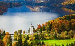 Những vùng đất đẹp như thiên đường ở châu Âu ít người biết tới