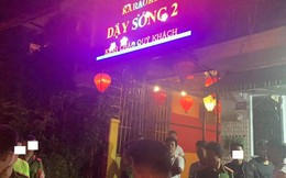 Đột kích quán karaoke lúc rạng sáng, phát hiện 25 nam nữ phê ma túy