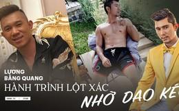 """Nhìn lại nhan sắc hiện tại của Lương Bằng Quang sau ca """"đập mặt xây lại"""" hơn 100 triệu, kéo dài hơn 24 giờ: Thành công hay thất bại?"""