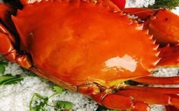 Cua biển xuất sang Trung Quốc giá chỉ còn 46.000 đồng/kg