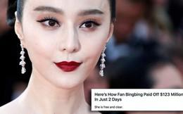 """Knet """"há hốc"""" vì Phạm Băng Băng trả gần 3000 tỷ tiền phạt chỉ sau 2 ngày, đến tỷ phú Jack Ma còn khó làm được"""
