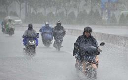 Hà Nội đêm nay mưa lớn, chất lượng không khí được cải thiện