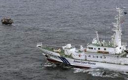Tàu cá Triều Tiên va tàu Nhật, 60 ngư dân rớt xuống biển
