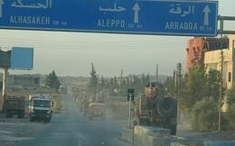 Cận cảnh quân Mỹ đột ngột bỏ rơi đồng minh, tháo chạy khỏi chiến trường Syria