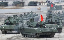 Số lượng tăng chiến đấu của Nga bằng cả khối NATO cộng lại