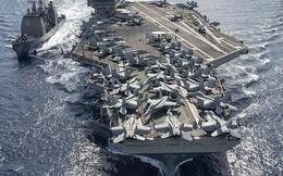Mỹ tập trận ở Biển Đông, Philippines, Nhật phản đối Trung Quốc