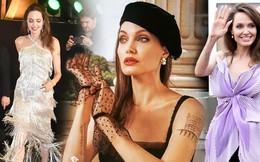 Phát sốt vì nhan sắc lột xác của Angelina Jolie gần đây: Cuối cùng nữ hoàng nhan sắc một thời đã trở lại!
