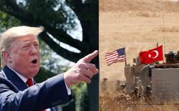Ông Trump tiết lộ lí do Mỹ 'bỏ rơi' người Kurd trong cuộc chiến với Thổ Nhĩ Kỳ