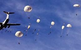 Cận cảnh 4000 lính dù Nga đổ bộ đường không, đánh chiếm mục tiêu trên bán đảo Kamchatka