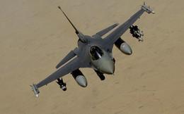 Chiến đấu cơ F-16 của Không quân Mỹ rơi tại Đức