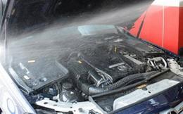 Những lưu ý khi vệ sinh khoang động cơ ô tô
