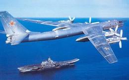 Sát thủ săn ngầm Tu-142 tăng sức mạnh 'vô đối' nhờ cách mạng máy bay không người lái