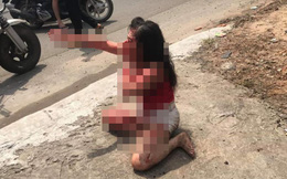 Phẫn nộ: Cô gái bị người tình cũ rạch mặt tàn ác