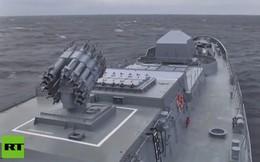 """Nga thử sức mạnh tên lửa Kalibr trên Biển Đen, vượt mặt """"Tomahawk"""" của Mỹ"""
