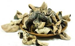 Món ăn từ mộc nhĩ giúp hạ mỡ máu