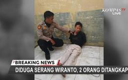 Bộ trưởng an ninh Indonesia bị đâm, nghi do khủng bố