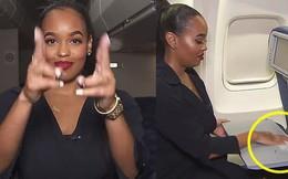 """Nữ tiếp viên hàng không gây sốc khi tiết lộ những thứ """"bẩn nhất"""" trên máy bay mà hành khách không hay biết và đưa ra lời khuyên"""