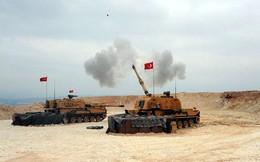 Quân đội Thổ Nhĩ Kỳ tiếp tục chiến dịch quân sự quy mô lớn vào Syria