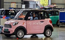 """Ô tô điện mini bán """"cực chạy"""" ở Thái Lan: Về Việt Nam chỉ hơn 100 triệu đồng"""