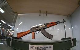 Màn thử nghiệm hỏa lực 'đáng sợ' của súng trường tấn công AK-201