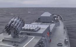 Tàu ngầm Nga phóng tên lửa hành trình hiện đại nhất của Hải quân