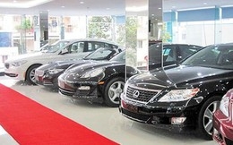 Nhập khẩu ô tô tăng gần gấp 4 lần, hàng loạt hãng xe ưu đãi khủng, giảm giá