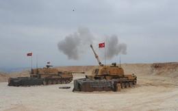 Quân đội Mỹ ở Bắc Syria 'hứng đạn lạc' từ Thổ Nhĩ Kỳ