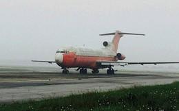 """Tàu bay bị bỏ rơi tại Nội Bài đột nhiên """"đắt giá"""" trở lại?"""