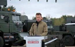 Ba Lan tăng mạnh ngân sách cho hiện đại hóa quân đội