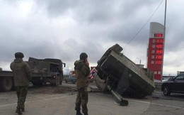 Làm rơi pháo tự hành, lính Nga bị bồi thường 380.000 USD