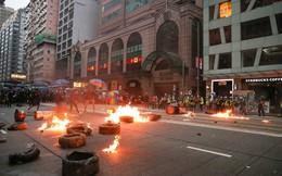 TIẾT LỘ SỐC: 1/3 người biểu tình Hong Kong bị bắt chưa đủ 18 tuổi