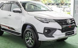 10 ôtô bán chạy nhất Việt Nam tháng 9/2019