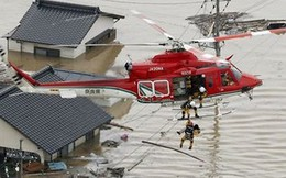 Nể phục cách người Nhật cảnh báo và cứu hộ trong siêu bão mạnh nhất 6 thập kỷ