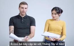 """Chia sẻ của cô gái Việt cứ yêu trai Tây là bị nói làm... """"gái"""" gây sốt cộng đồng mạng"""