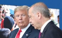 """TT Trump và Quốc hội Mỹ chuẩn bị """"cú đấm trời giáng"""" cho Thổ Nhĩ Kỳ"""