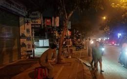Hỗn chiến sau va quẹt, 2 người thương vong ở Bình Tân